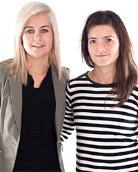 Annie-Claude Perron et Émilie Tremblay Grenon codirectrices La petite école Vision Saguenay